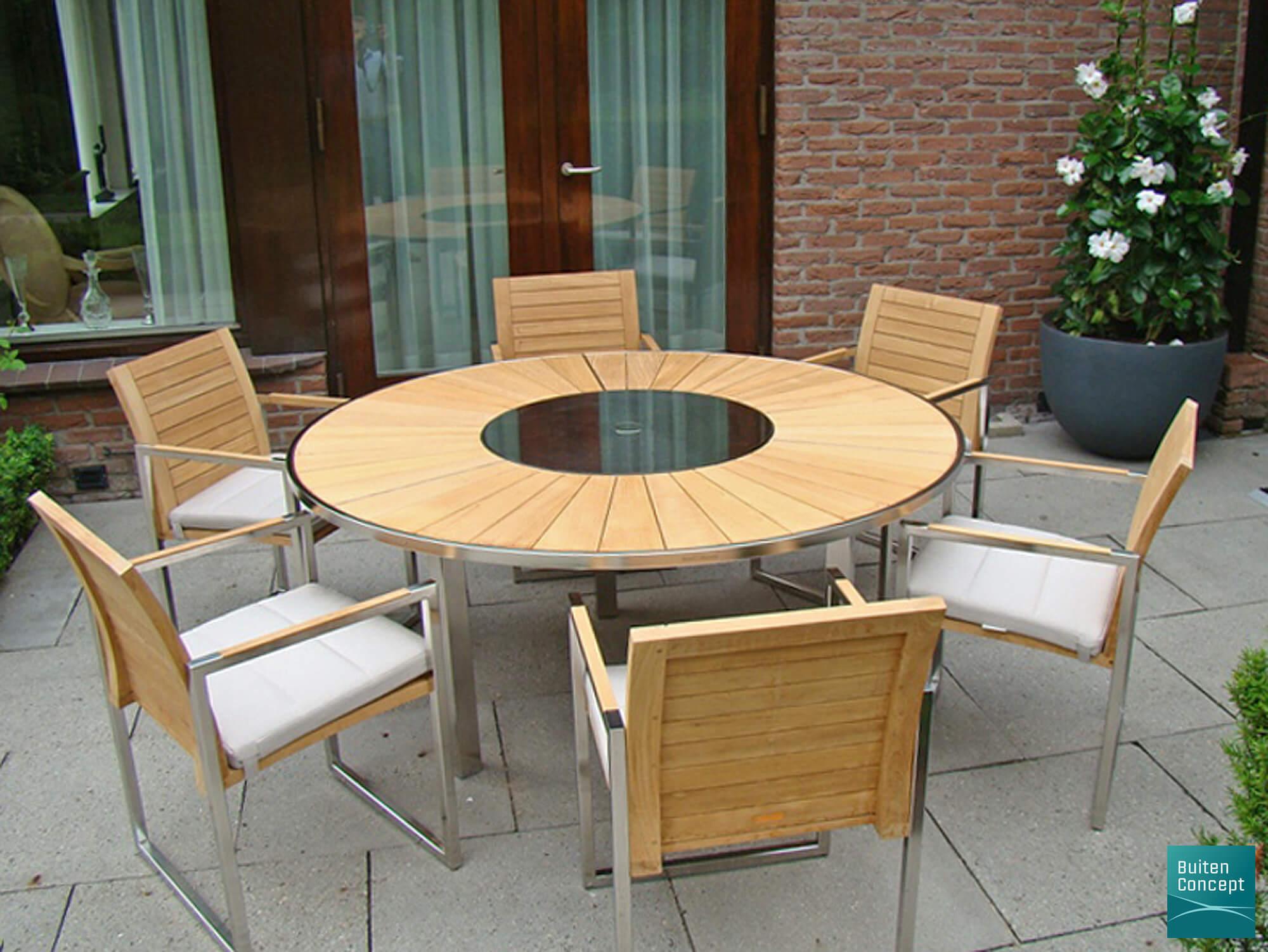 Buiten concept ernst baas tuininrichting design for Buiten stoelen