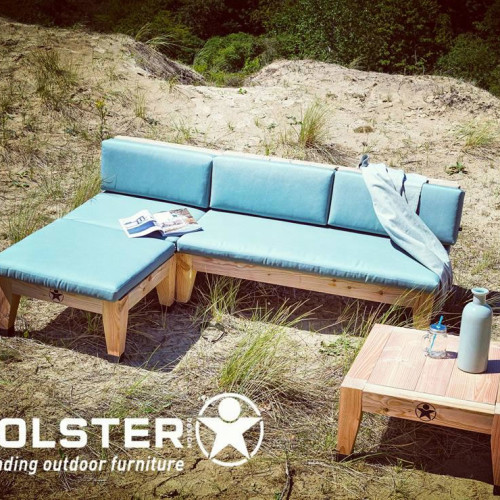 Bolster Outdoor Lounge module