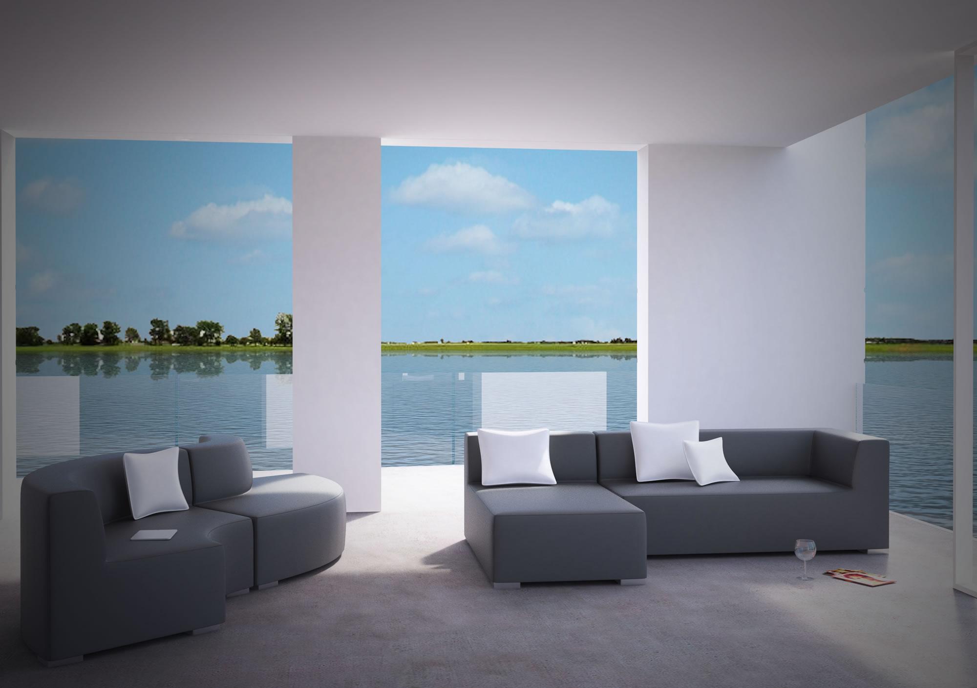 Loungebanken ernst baas tuininrichting design tuinmeubelen