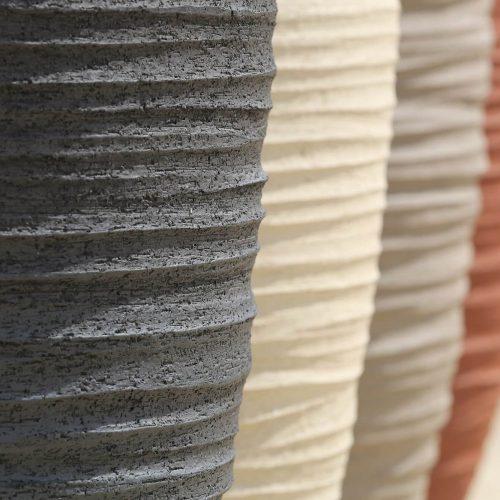 Domani   Dala   Domani pottery in kleuren