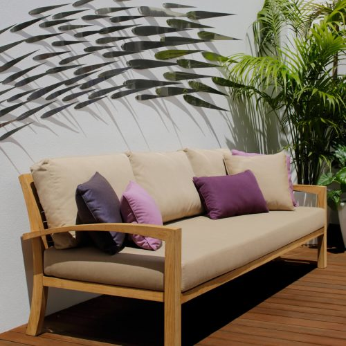 Royal Botania - IXIT loungebank met Atelier Vierkant