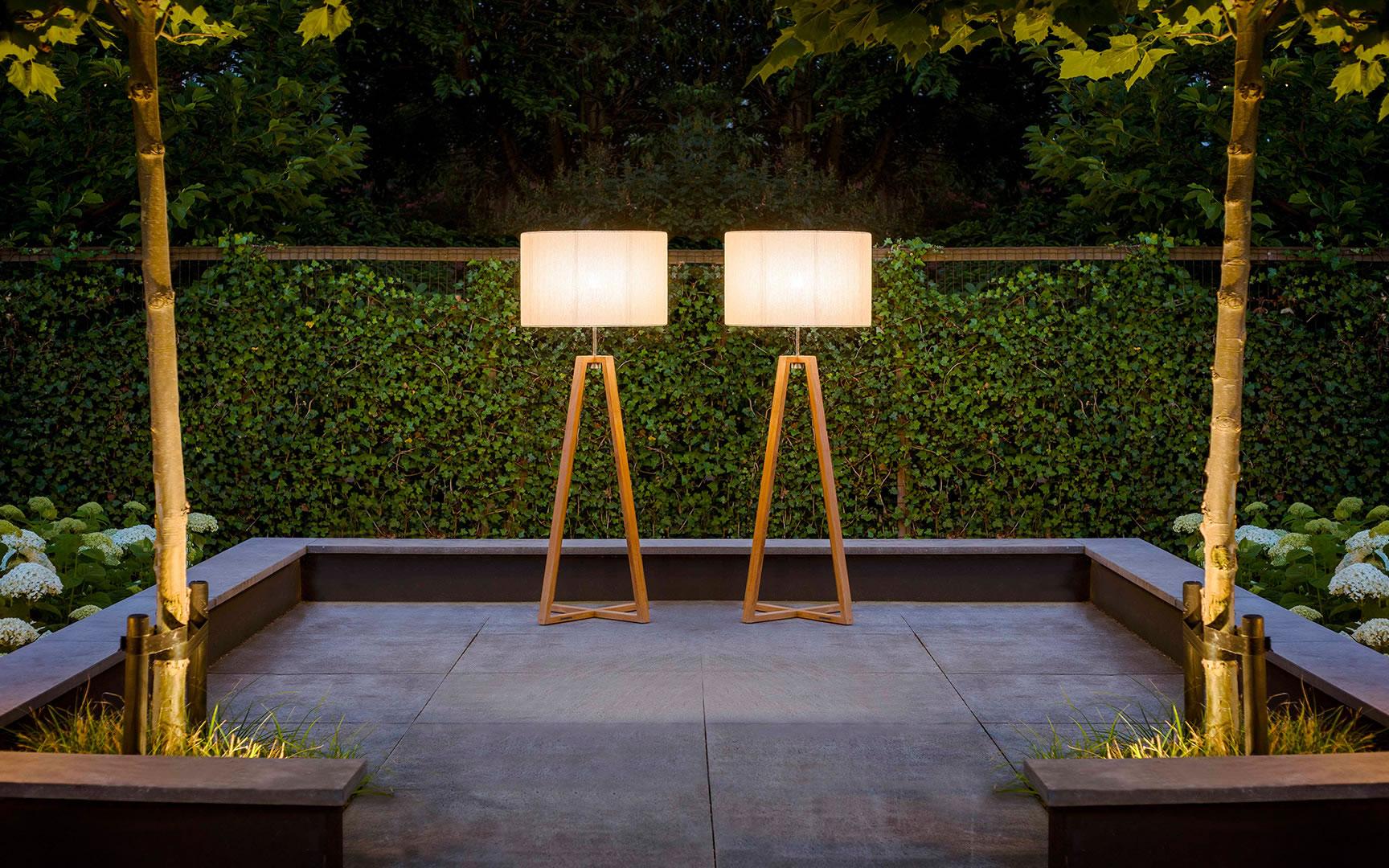 Beste Luxe tuinverlichting - Ernst Baas Tuininrichting   Design Tuinmeubelen HL-17