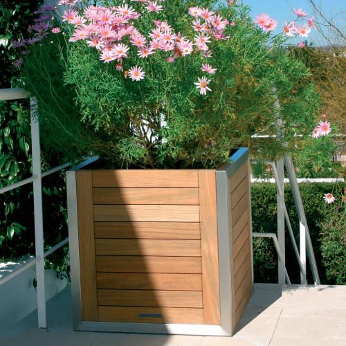 Royal Botania Ninix Wood Plantenbak