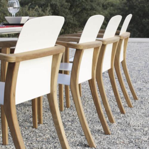 Royal Botania Zidiz stoelen licht