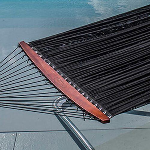 Tuuci - luxe hangmat - Air Lounge - Zwart