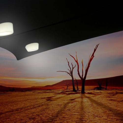 Umbrosa Etna - Verlichting voor onder u parasol