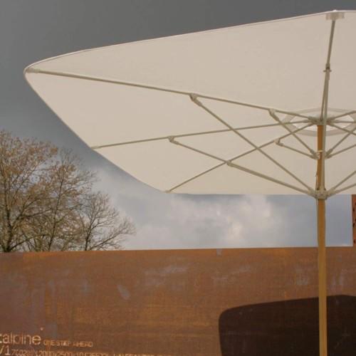 Umbrosa - Piet Boon- De nieuwste parasol met ronde hoeken - Exclusief bij Umbrosa