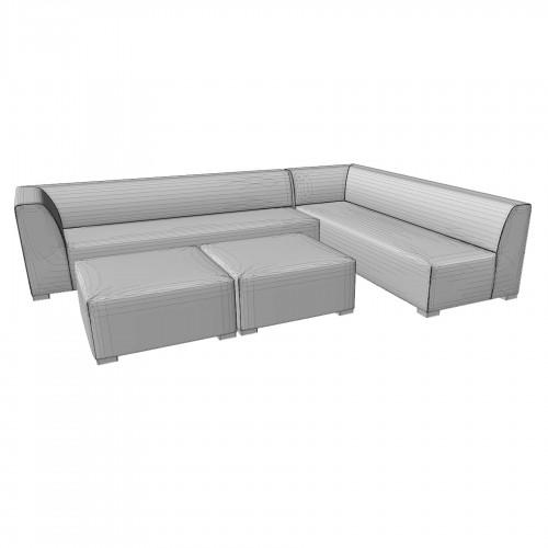Loungebanken-Loungebank-4-ElementZ-Dubai-Malta-Miami-Modulair-lounge-systeem