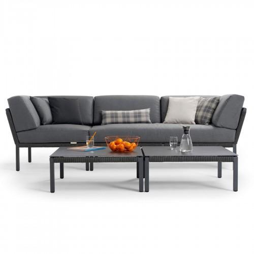 Loungebanken Loungebank - Solpuri - Club Lounge - Modulair lounge systeem