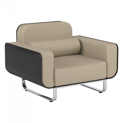 Loungestoelen Loungestoel - Royal Botania - Fold one seater - Aluminium loungestoel