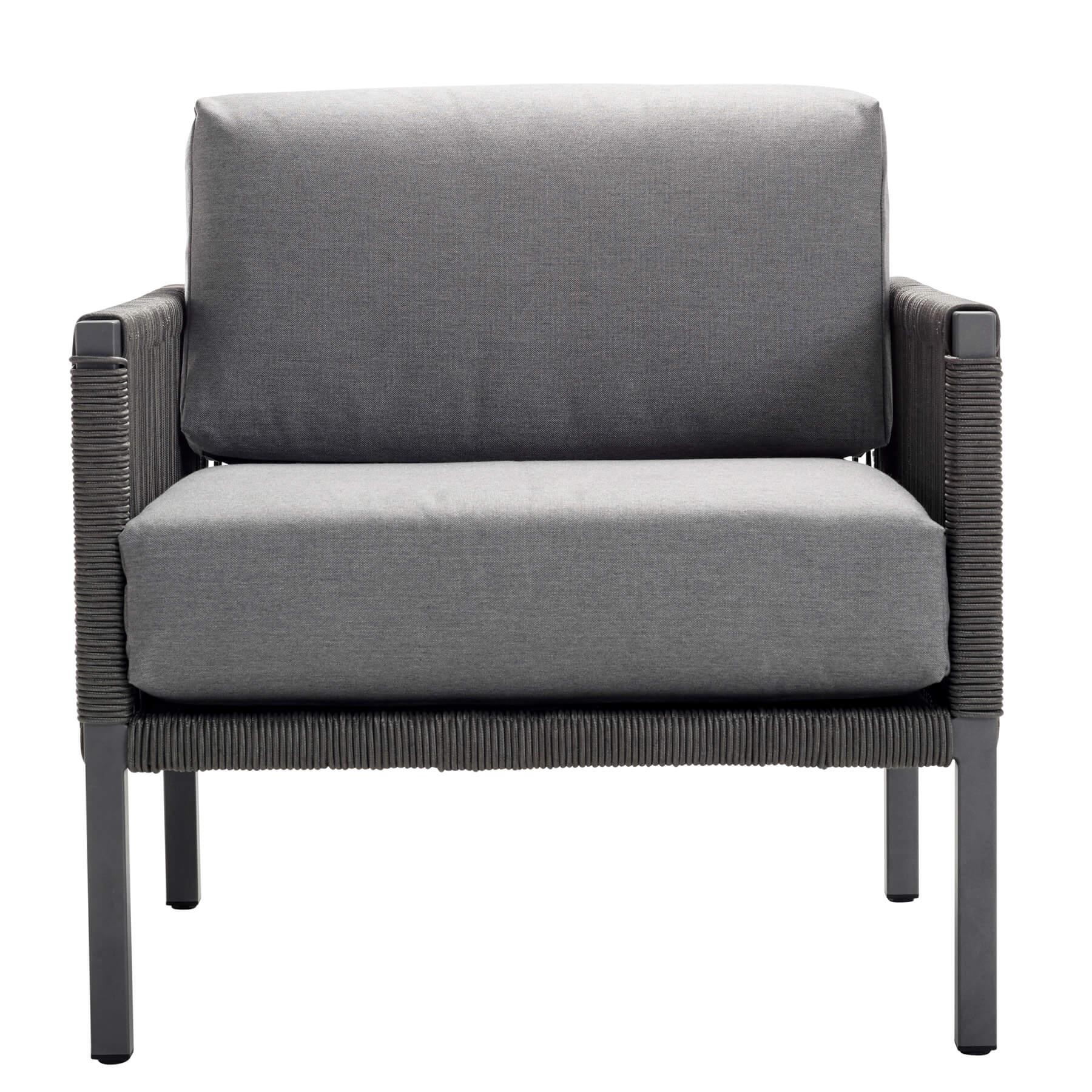 Loungestoelen Loungestoel - Solpuri - Club Lounge stoel