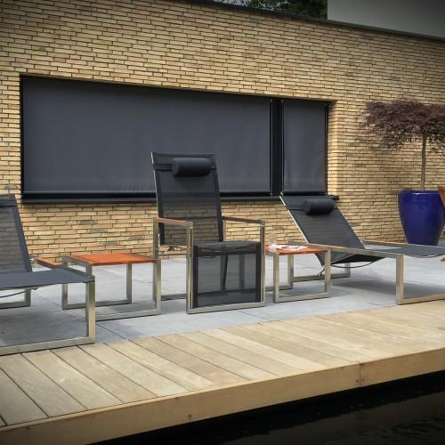 Diverse Royal Botania Ligbedden Stoelen - Ninix Relax Chair - Ninix 195 Lounger