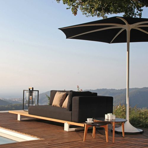 Palma parasol - Vigor loungebank