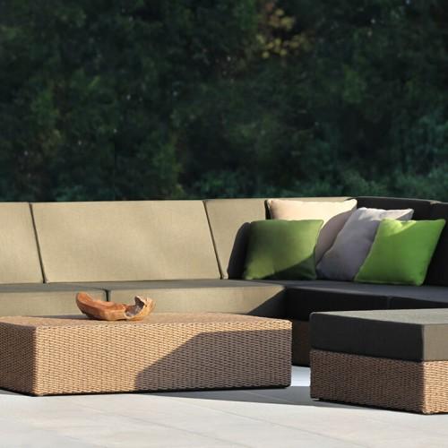 Royal Botania - Abondo - Ruime loungeset voor op u teras