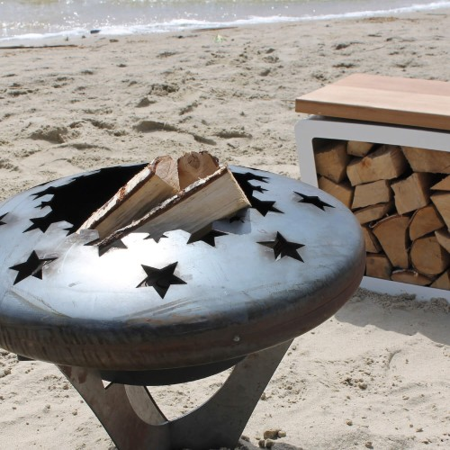 Sebios - Beach - Buitenhaard voor op het strand