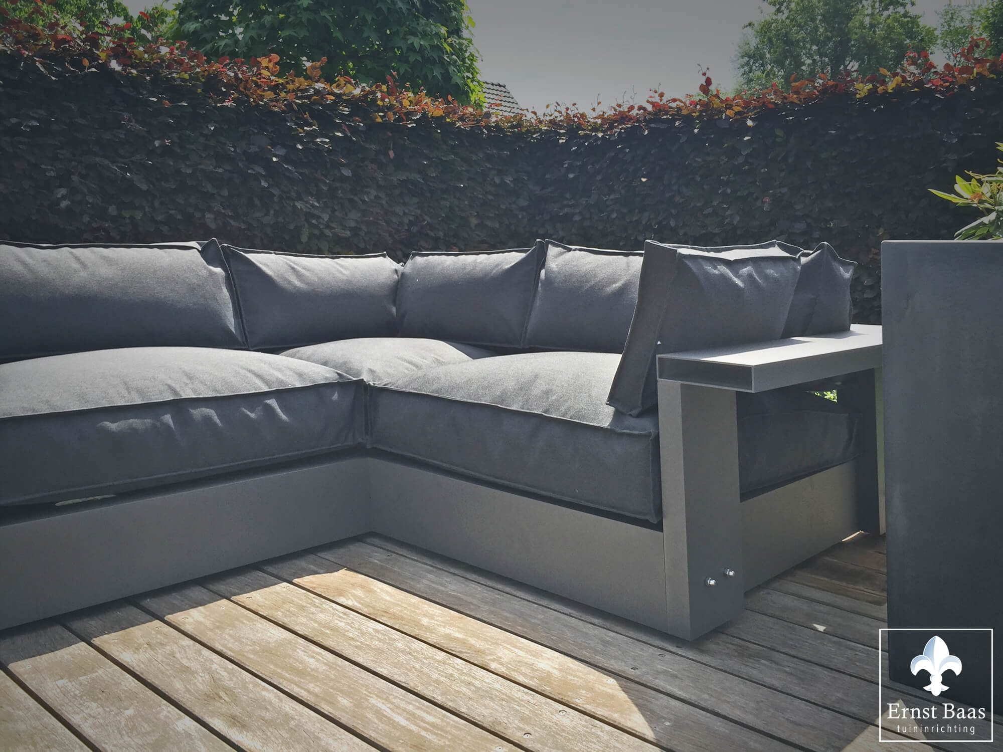 Lounge Set Tuin : Design loungesets ernst baas tuininrichting design tuinmeubelen