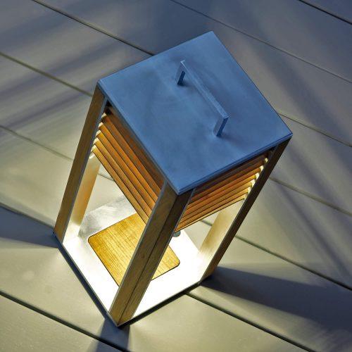 Ethimo - Ginger - Handzame LED verlichting voor uw buitenruimte