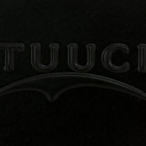 Tuuci - Poedercoating - Jet Black