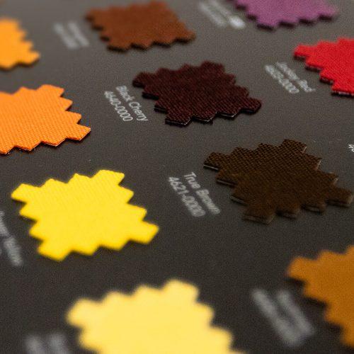 Tuuci - Special - Sunbrella stof mogelijkheden