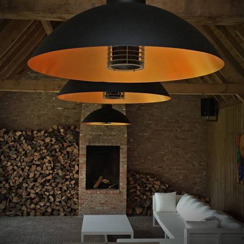 Heatsail Dome Pendelend Afdak