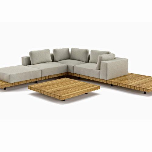Solpuri   Plateau   Design lounge hoek small