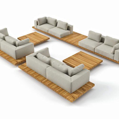 Solpuri   Plateau   Ruime Design lounge sets