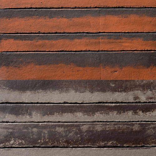 Atelier Vierkant - Structuur T13 - Cork and Black