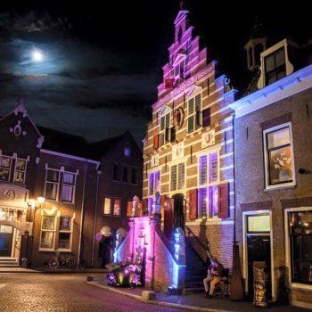 Sprookjesachtig stadhuis in Oudewater