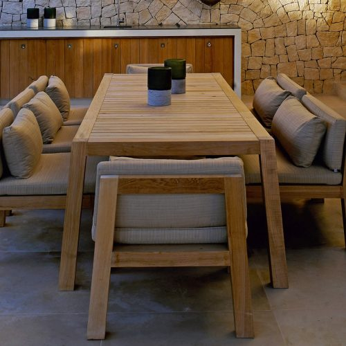 Niek - Dining set Piet Boon