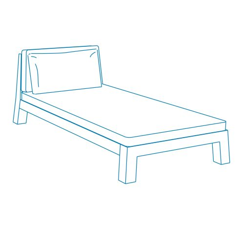 Sketch   Piet Boon Outdoor   GIJS daybed