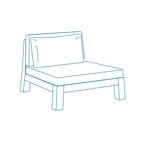 Sketch   Piet Boon Outdoor   GIJS fauteuil