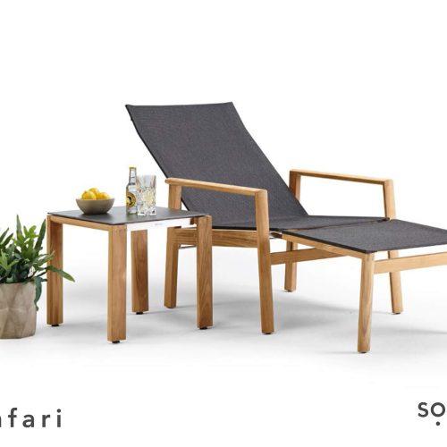 Solpuri 2017 - Nieuwe Safari loungestoel