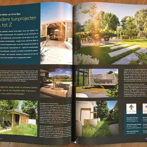 Bijzondere tuinprojecten van A tot Z - the art of living