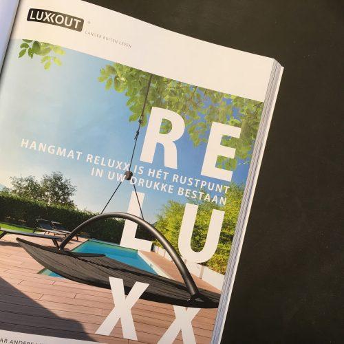 Producten van Luxxout in magazine Stijlvol wonen