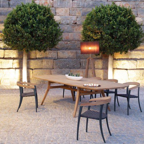 Royal Botania - Jive met Zidiz tafel