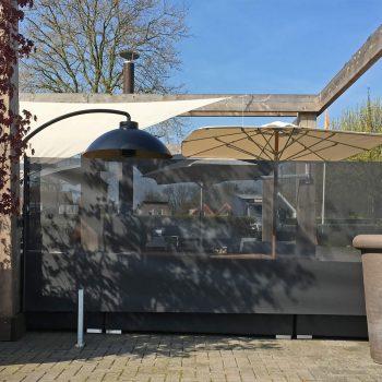 Windscherm van Luxxout – Inova