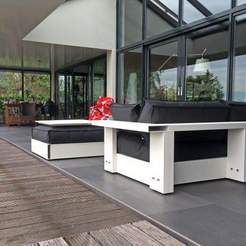 Loungebank Alblasserwaard   Modulaire lounge LOFDesign