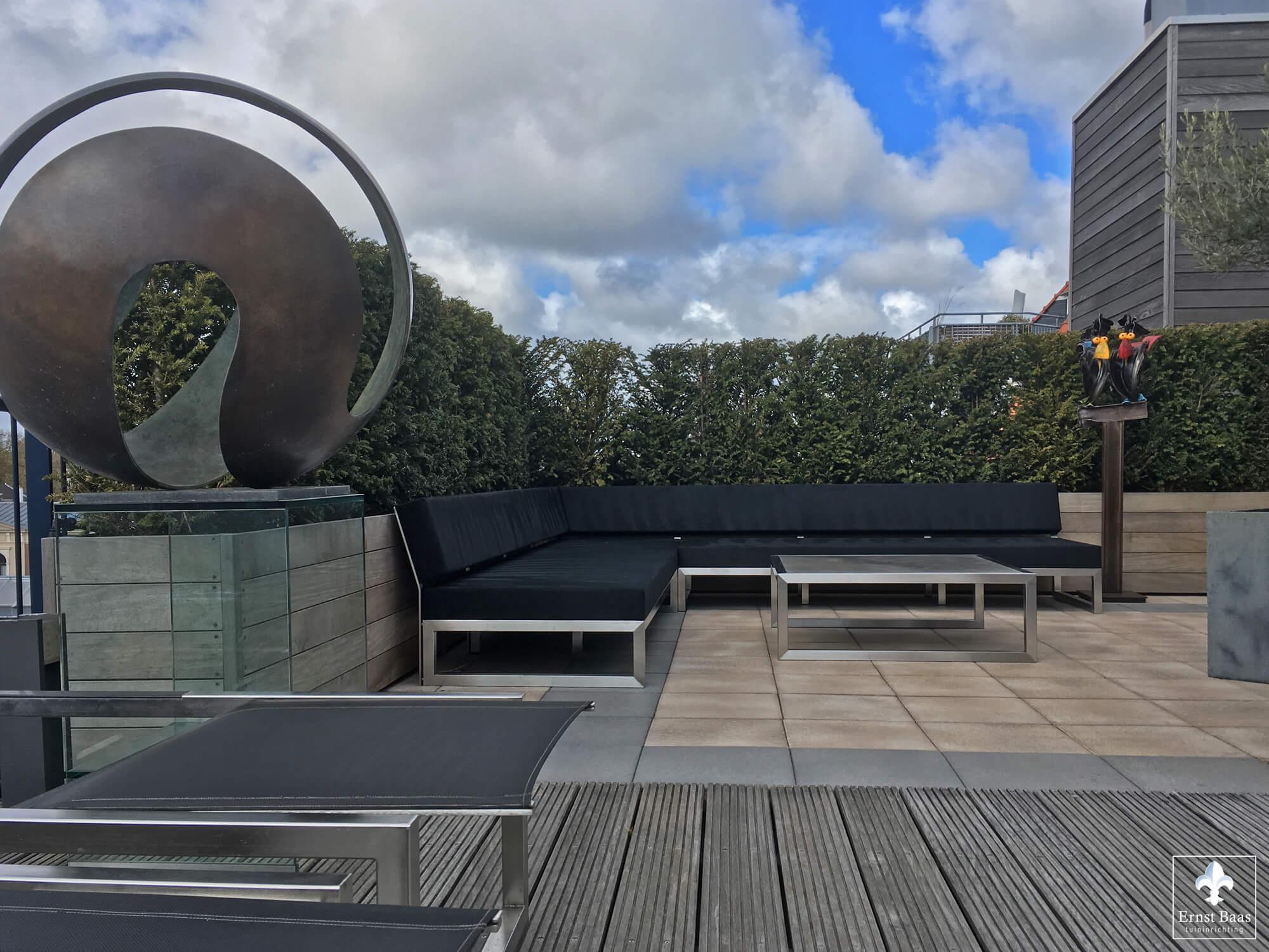 Loungebank Haarlem - Relaxen in Haarlem