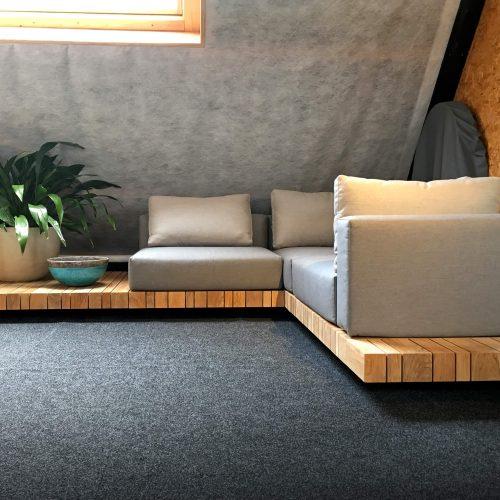 Solpuri Plateau lounge serie Inspiratieruimte Ernst Baas