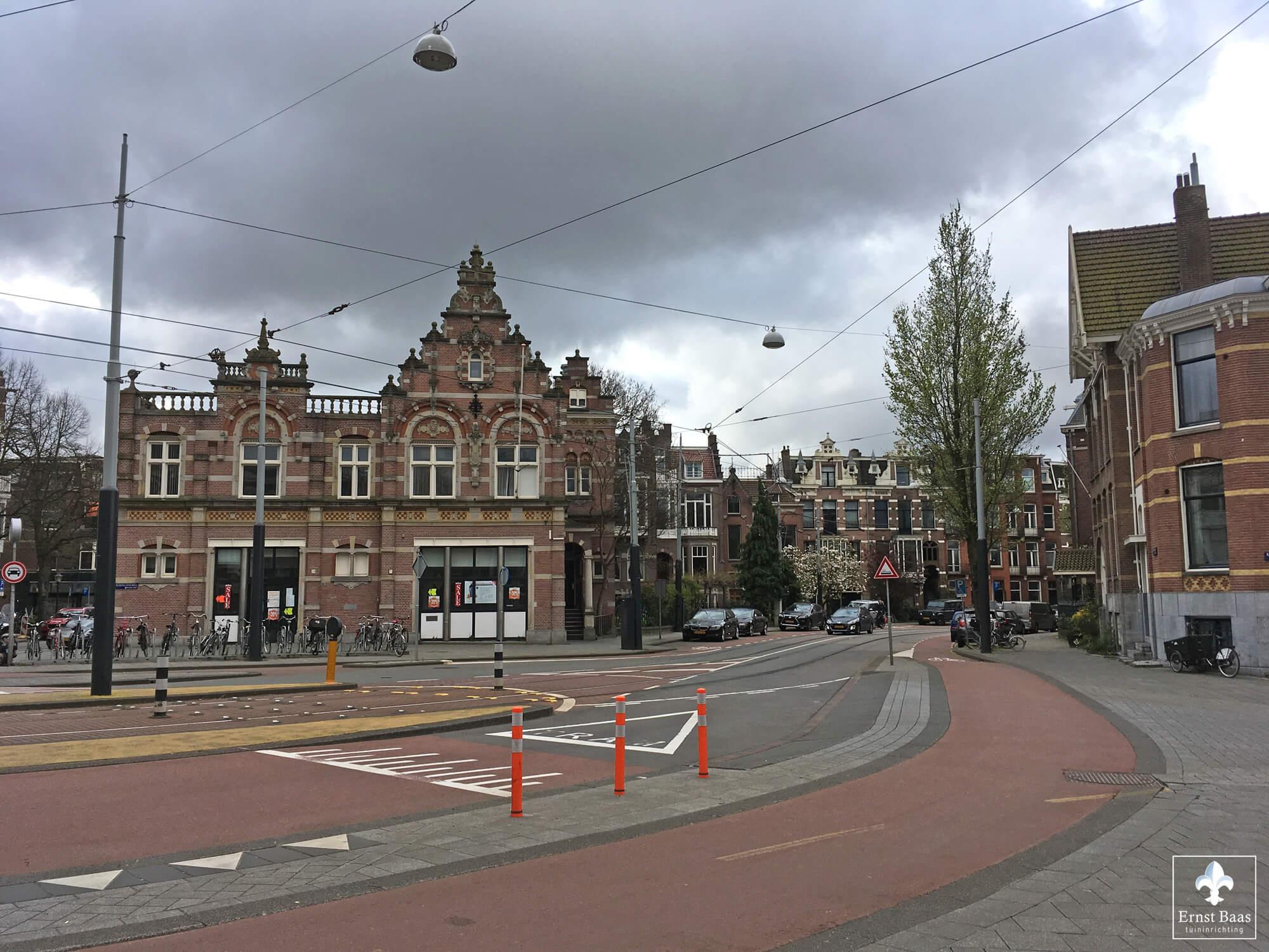 Tuinmeubels Amsterdam - Oud Zuid - Vondelpark