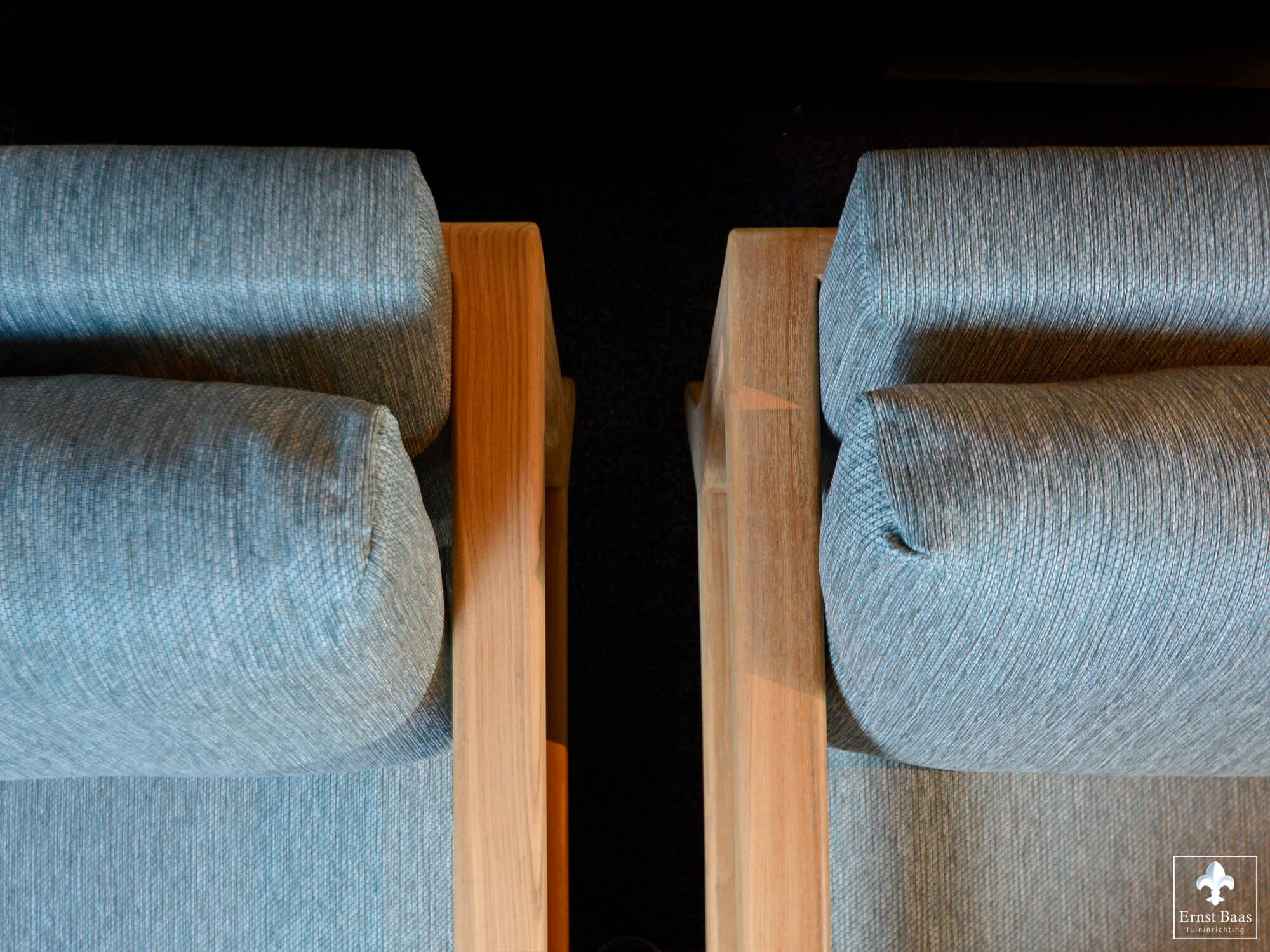 Zenhit One Seater - Loungestoel met heerlijk kussens