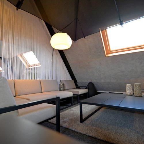 Inspiratieruimte Ninix Lounge hoek Tafel dicht - Ninix Lounge Table