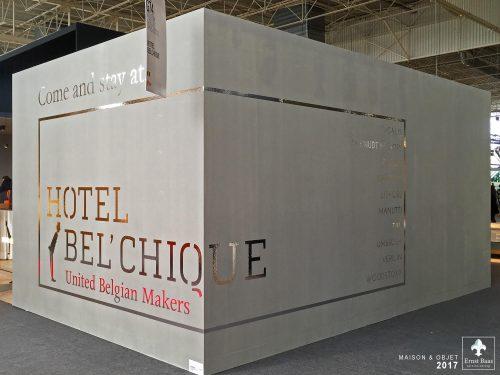 Hotel Bel'Chique - Maison en Objet 2017 Umbrosa