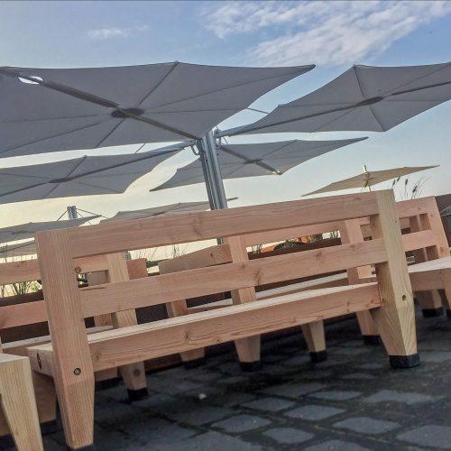 Umbrosa - Spectra Multi - Windbestendige parasol