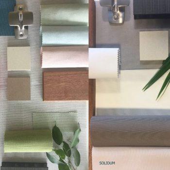 Nieuwe kleuren - Umbrosa 2018 Moodboard