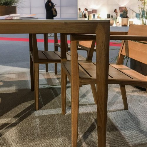Royal Botania - U-Nite tafel