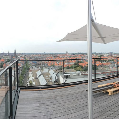Tuinmeubel - Parasol overview Den Haag Centrum