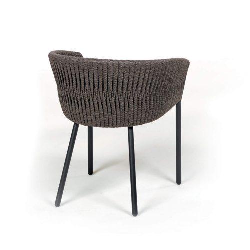 Royal Botania - Twist stoel - Achterzijde