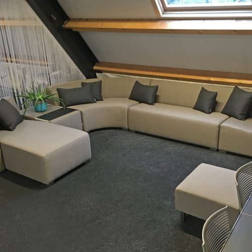 Overvieuw loungeset van Design2Chill Square