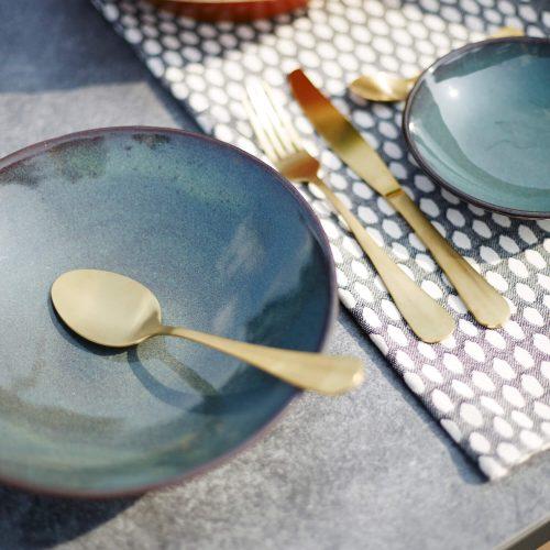 Solpuri - Soft tuintafel - Keramiek top